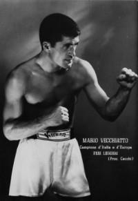 Mario Vecchiatto boxer
