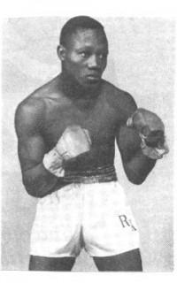 Ray Adigun boxer