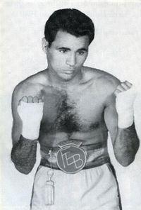 Kid Tano boxer