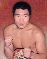 Guts Ishimatsu boxer
