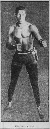 Jack Hannibal boxer