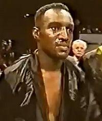 Romallis Ellis boxer