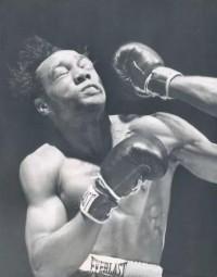 Georgie Johnson boxer