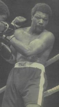 Mike Boswell boxer