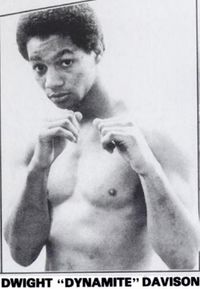 Dwight Davison boxer