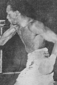 Kenny Bristol boxer