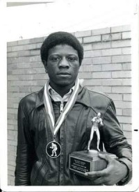 Donald Bowers boxer