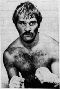 Terry Hinke boxer