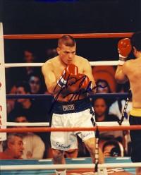 Johnny Molnar boxer