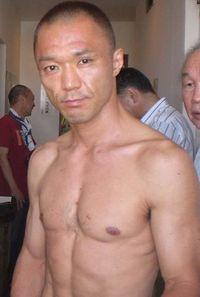 Takehiro Shimada boxer