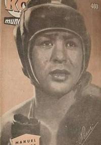 Manuel Alvarez boxer