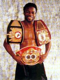 Charles Murray boxer