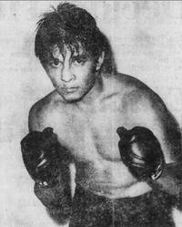 Jose Luis Valdovinos boxer