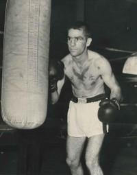 Chick Boucher boxer