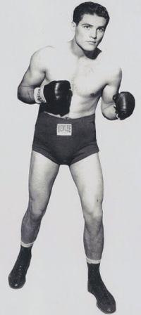 Jimmy Martinez boxer