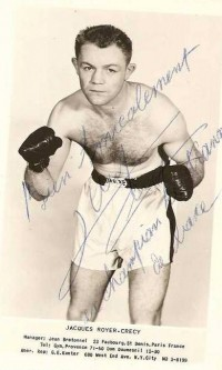 Jacques Royer Crecy boxer