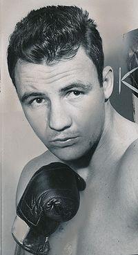Joe Rowan boxer