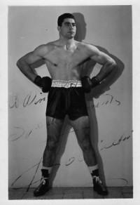 Franco Cavicchi boxer