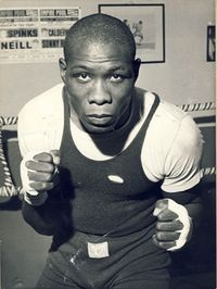 Sonny Ray boxer