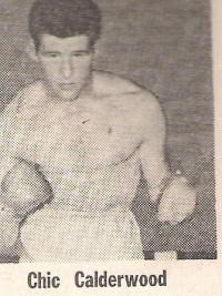 Chic Calderwood boxer