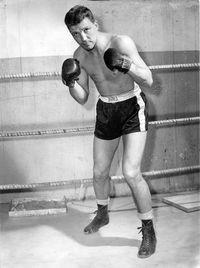 Lennart Risberg boxer