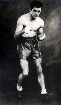 Stan Rowan boxer