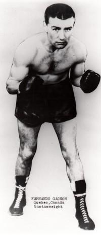 Fernando Gagnon boxer