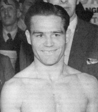 Luis Romero boxer