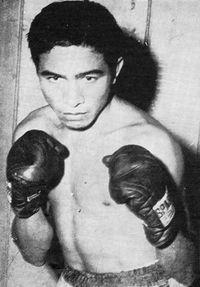 Eduardo Mojica boxer