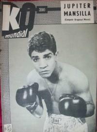 Jupiter Mansilla boxer