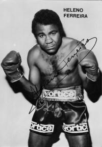 Heleno Ferreira boxer