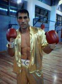 Mauro Adrian Ordiales boxer