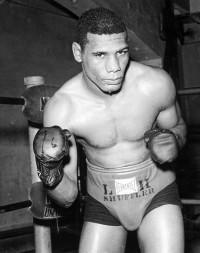 Lonnie Harris boxer
