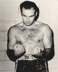 Larry Brasier boxer