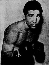 Ruben Arocha boxer