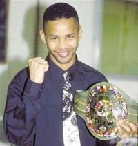 Hector Acero Sanchez boxer
