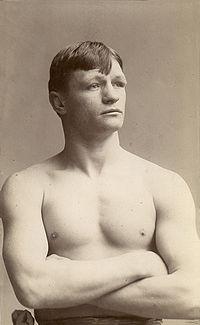 Kid Carter boxer