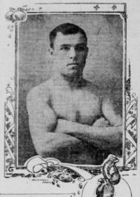 Mike Schreck boxer