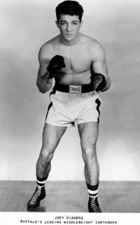 Joey Giambra boxer
