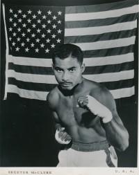Wilbert McClure boxer