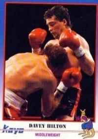 Dave Hilton boxer