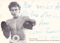 Bernd August boxer