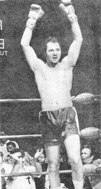 Terry Krueger boxer