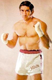 Jose Manuel Urtain boxer