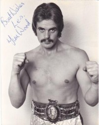 Tim Wood boxer