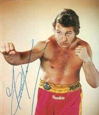 Jean-Pierre Coopman boxer