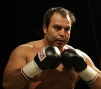 Ozcan Cetinkaya boxer