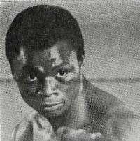 Clement Tshinza boxer