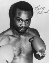 Eddie Mustafa Muhammad boxer