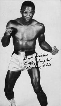 Billy Douglas boxer